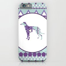 Greyhound Geometri Slim Case iPhone 6s