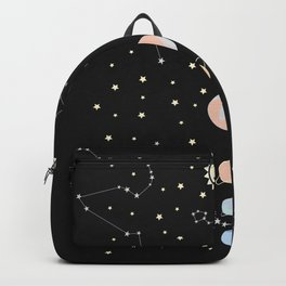 For You - Solar System Illustration Backpack
