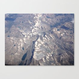 Up Above Canvas Print