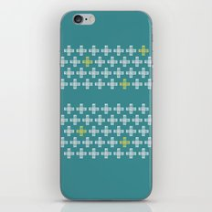 Love is a fire burning unseen iPhone Skin