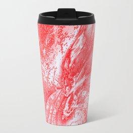 Splatter in Fruit Punch Travel Mug
