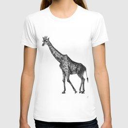 a giraffe called LongNeky T-shirt