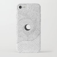 yin yang iPhone & iPod Cases featuring yin yang by Pao Designs