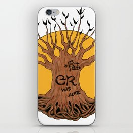 Eclectic Revival - Official Logo iPhone Skin
