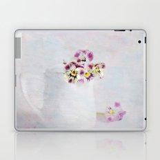 little pansies Laptop & iPad Skin