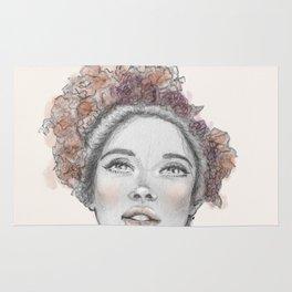 Flower Crown Rug