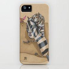 ZEBRA MAMA  iPhone (5, 5s) Slim Case