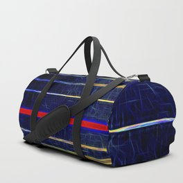 Wired up by Brian Vegas Duffle Bag
