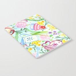 Spring High Tea Notebook
