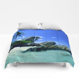 Seychelles Islands: Tropical Heaven Comforters