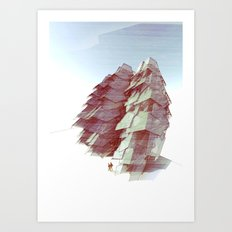 The Pine Cone Institute Art Print