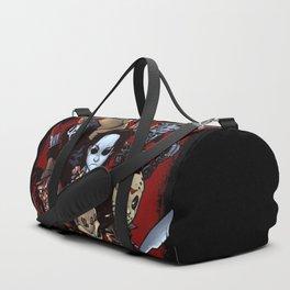 Horror Guice Duffle Bag
