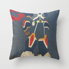 Megaman X Throw Pillow