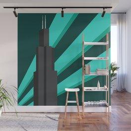 Sears Tower Wall Mural