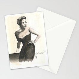 Black HERstory: Eartha Stationery Cards