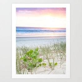 Enchanted Sunrise Art Print