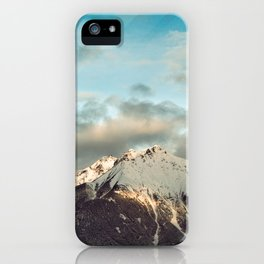 The Journey Begins... iPhone Case