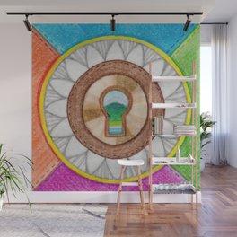 Eye Spy Wall Mural
