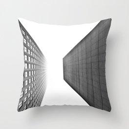 Downtown Winnipeg Throw Pillow