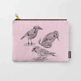 Candy Birds  2 Carry-All Pouch