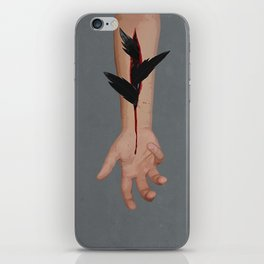 wanting to be iPhone Skin
