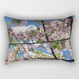Natural Frame Rectangular Pillow