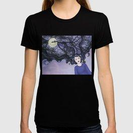 bat girl T-shirt