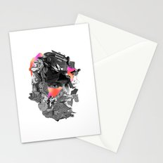 Mind at War Stationery Cards