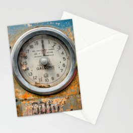Vintage Guage Stationery Cards