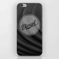 Vinyl II iPhone & iPod Skin