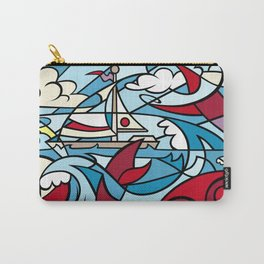 Maryland Bay Breeze Carry-All Pouch