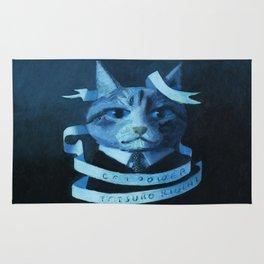 Cat Power Rug