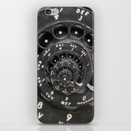 Dial iPhone Skin