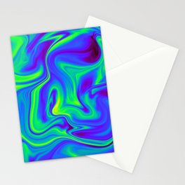 Midnite Oil II Stationery Cards