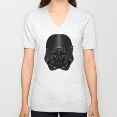 Star . Wars - Imperial Death Trooper Unisex V-Neck
