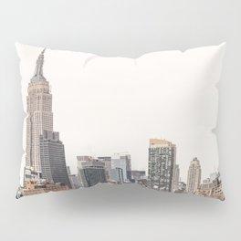New York City View 2 Pillow Sham
