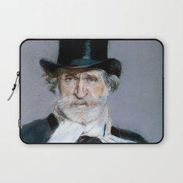 Giuseppe Verdi (1813 – 1901) by Giovanni Boldini (1842 - 1931)(2) Laptop Sleeve
