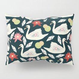 Swans Pillow Sham