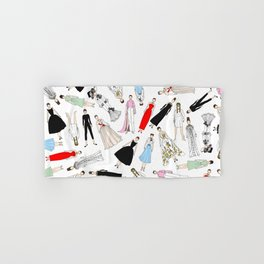 Audrey Fashion (Scattered) Hand & Bath Towel