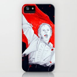 Enjolras iPhone Case