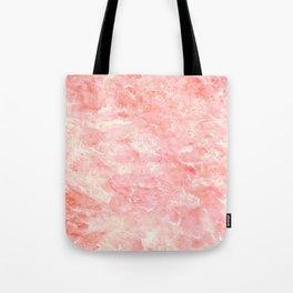 Art Deco Pink Tote Bag
