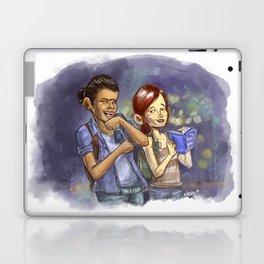No Pun Intended Laptop & iPad Skin