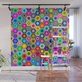 Honeycomb Hideout 2 Wall Mural