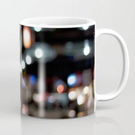 Light Art | Melbourne city (Chinatown) Coffee Mug