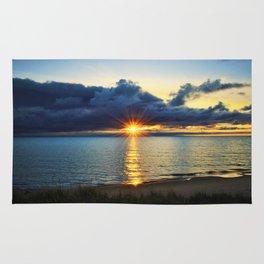 Hallowed Eve's Sunset Rug