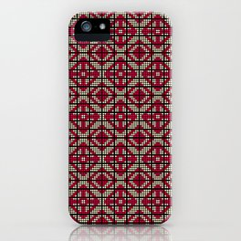 Abstract : TM17021 iPhone Case