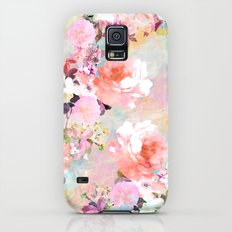 Love of a Flower Slim Case Galaxy S5