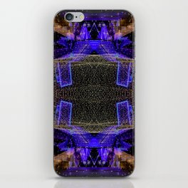 City Synthesis iPhone Skin