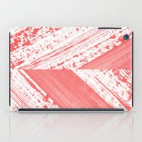 coral iPad Cases featuring CORAL by LEEMO