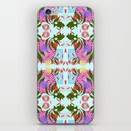 zakiaz fish abstract iPhone Skin